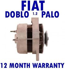 FIAT - DOBLO, CARGO - PALIO, WEEKEND - 1.2 1996 1997 - 2015 ALTERNATOR