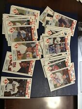 1990 Southern League All-Stars Minor Leaguem Set 33 Autographs A59