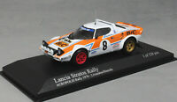 Minichamps Lancia Stratos Acropolis Rally 1978 Livieratos 430781208 Ltd 528 1/43