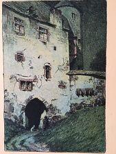 Wille Fritz von 1860-1941  , Die Wache ,Farblithographie/Velin  LS24