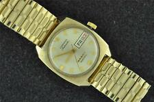 VINTAGE LONGINES ADMIRAL 5STAR AUTOMATIC DAY/DATE QUICKSET RUNNING!!