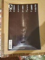 Aliens Rescue #2 Brian Wood Dark Horse Comics