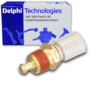 Delphi Coolant Temperature Sensor for 1997-2003 Ford F-150 4.2L 4.6L 5.4L V6 bs