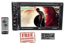 "XO VISION XOD1752BT 6.2"" LCD MULTIMEDIA DVD BLUETOOTH CAR aux SD USB MP3 FM AM"