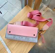 Cute Travel Carrying Case Portable Storage Bag for Nintendo Switch Console Pink