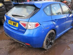 2010 SUBARU IMPREZA STI HATCHBACK REAR PARCEL SHELF