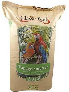 Classic Bird Papageienfutter Züchter 25 kg