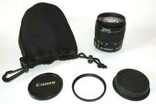Canon EF-S 18-55mm f3.5-5.6 IS II standard Zoom Lens + original caps, UV & Pouch