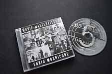 ENNIO MORRICONE RARE AUSTRALIAN COMPILATION CD! THE GOOD THE BAD AND THE UGLY