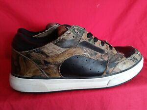Vans Off The Walls Men Size 11 TNT Tony Trujillo Camouflage Sneaker Shoe