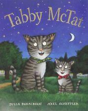 Tabby McTat by Julia Donaldson by Julia Donaldson Paperback Book NEW FREE P&P