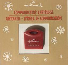 2017 Hallmark Northpole Communicator Refill Cartridge New Sealed *2013 Replay*