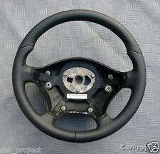 LENKRAD neu mit Leder bezogen für MB Sprinter W906 und VW LT. Volante