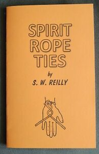 Spirit Rope Ties (for psychic entertainers and seance work)