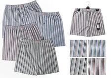 10 unidades boxer Shorts caballero boxers Pant 100% algodón
