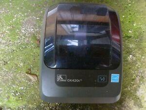 Zebra GK420T Label Printer 203Dpi USB SERIAL Drucker