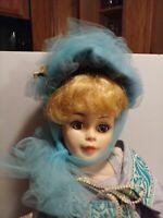 "21"" Madame Alexander Portrait Doll ~ 1978 CORNELIA Little Women Mint Condition"