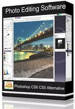 Photo Editing Software Photoshop CS6 CS5 Alternative Plus Tutorials