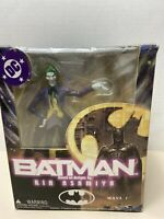 DC Batman JOKER Wave 1 Action Figure Designed By Kia Asamiya