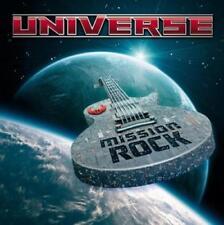 Universe – Mission Rock  CD NEW, Melodic Rock, Casavova, Pretty Maids, Gotthard