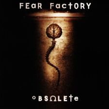 "FEAR FACTORY ""OBSOLETE"" CD NEW!!!!"