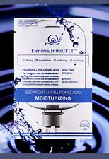 [Elensilia] lntra-Cell Escargot Hyaluronic Acid Moisturizing Mask 25ml*10ea