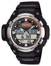 CASIO Sports Gear Twin Sensor SGW-400H-1BJF Men's Watch New in Box