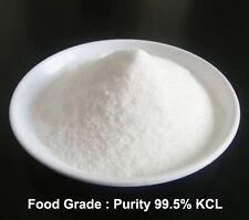 1 oz  KCl - Food Grade Potassium Chloride  E508 , salt substitute - Vegan,