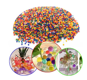 Home Decor Pearl Shaped Crystal Soil Water Beads Bio Gel Jelly Balls 10000pcs
