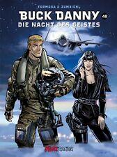 Buck Danny 48 - Die Nacht des Geistes - Salleck - Comic - deutsch - NEUWARE