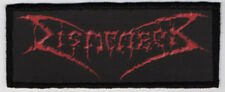 DISMEMBER PATCH / SPEED-THRASH-BLACK-DEATH METAL