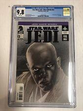 Star Wars: Jedi Mace Windu (2003) # NN (CGC 9.8 WP) 1st App Asaij Ventress