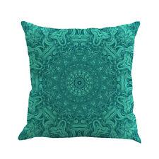 Geometry Colorful Boho Cushion Cover Throw Vintage Pillow Case Sofa Home Decor