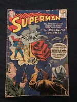 "SUPERMAN #116 (1957) ""The Mechanized Superman"" - Around FR/GD"