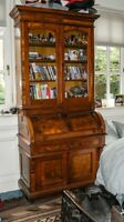 Furniture Antique Secretary Desk
