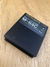 ROLAND M 64 C RAM Memory Card