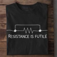 Resistance Is Futile Short SleeveT-shirt