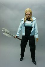 Vampire Buffy Sideshow Collectibles 1:6th 12in Action Figure + Weapons