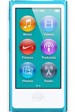 Apple iPod Nano 7th Generation Silver 16 GB DOA