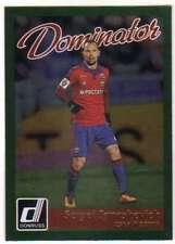 2016 Donruss Soccer Dominator #45 Sergei Ignashevich CSKA Moskva