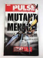 THE PULSE VOLUME 2 SECRET WAR TPB Marvel Comics