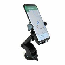 Universal Car Windscreen Dash Mount Holder Rotating Extendable for Smartphone