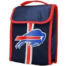 """Buffalo Bills Insulated Lunch Bag Cooler NEW 9"""" x 7"""" x 4.5"""""""