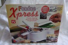 Fondue Xpress As Seen On TV NEW IN BOX