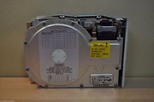 """NEC D5126 5.25"""" MFM 20 MB Harddrive 134-200450-002, 0185236, DATE: 1985.11 Japan"""