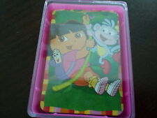Dora the Explorer Deck of Miniature Size Playing Cards - Dora & Boots on a Vine