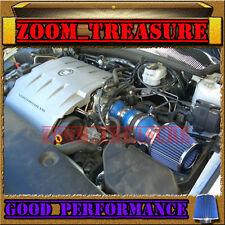 CF BLACK RED 00-03//2000 2001 2002 2003 CADILLAC DEVILLE 4.6L V8 AIR INTAKE KIT
