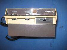 Comco 727 VHF AM Transceiver  Radio AIR with Base Bracket Mount