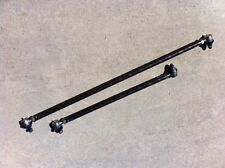 Custom length Heavy Duty DOM Crossover/High Steer Kit, with Tie Rod Ends.