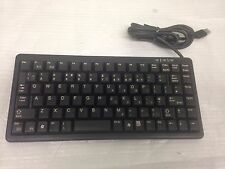 CHERRY G84-4100LCMGB-2  Black Wired Mini Keyboard